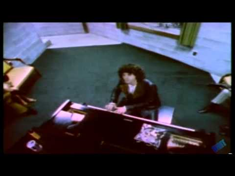 Jim Morrison´s Ode To Nietzsche (HQ) / improvising backstage on the piano