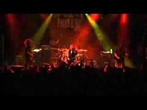 Misery Index LIVE Conquistadores / Vienna 2007-07-16