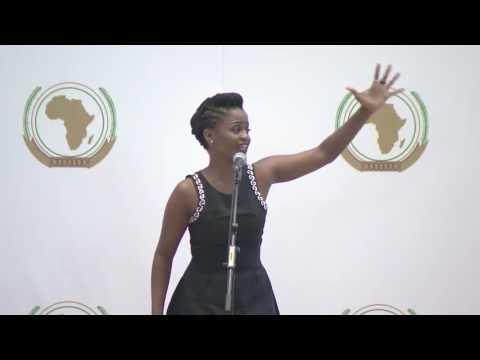 Angel Umwamahoro @ AU 2016