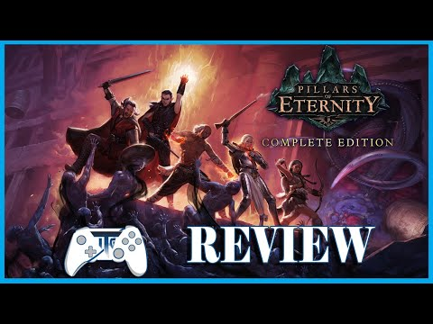 Pillars of Eternity Complete Edition Nintendo Switch Review