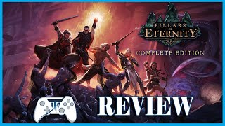 Pillars of Eternity Complete Edition Nintendo Switch Review (Video Game Video Review)