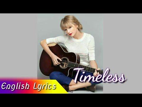 Taylor Swift - Timeless (Lottery) Lyrics