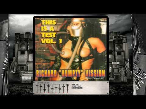 "Richard Humpty Vission ""This Is A Test Vol 1"" (1992)"
