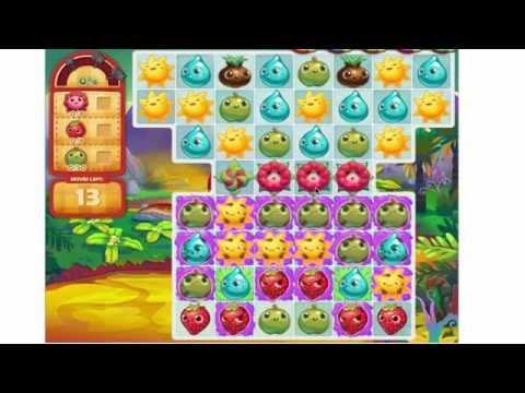 Farm Heroes Saga Level 174  Beat In 8 Moves! 700%