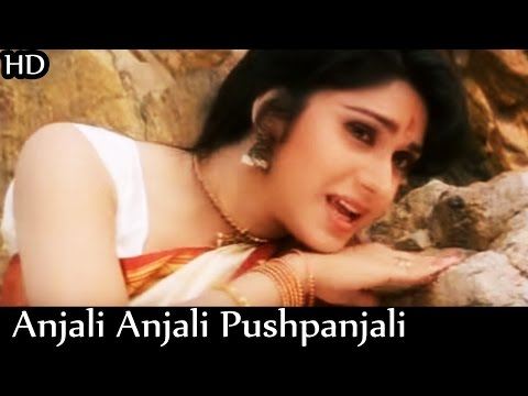 Anjali Anjali Pushpanjali | Duet (1994) | AR Rahman | Tamil Video Song