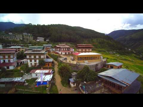Bhutan - Yuneec Q500 4K Drone