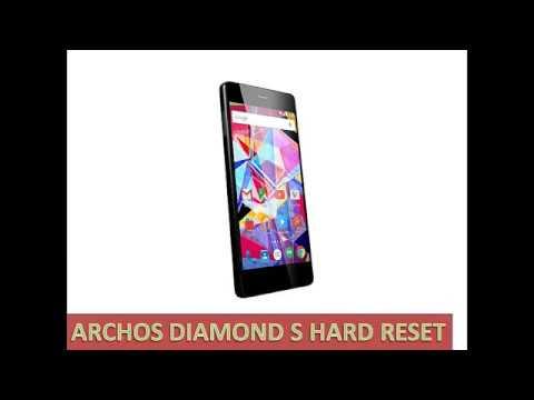 Archos Diamond S Hard Reset