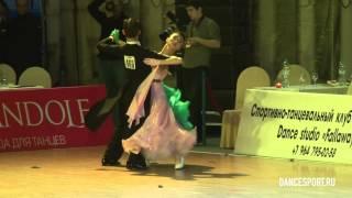 Liu Ya - Liu Jiaxin, F Tango