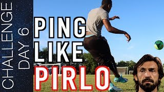 HOW TO PING LIKE PIRLO – LONG PASS TUTORIAL | Day 6