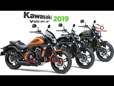 New Kawasaki Vulcan 2019   2019 Vulcan S And Vulcan S Cafe Debuts At INTERMOT 2018