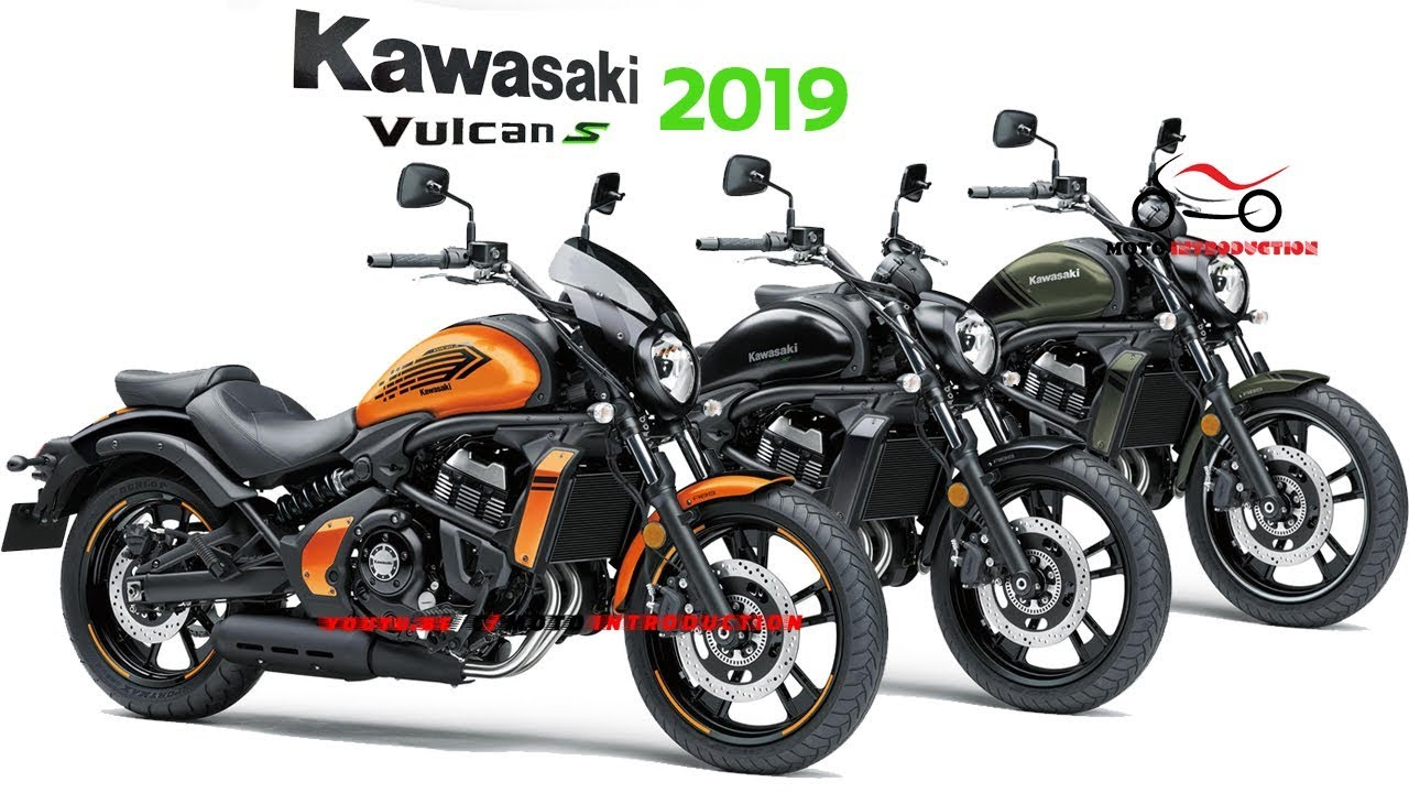 new kawasaki vulcan 2019 2019 vulcan s and vulcan s cafe. Black Bedroom Furniture Sets. Home Design Ideas