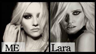 Tom Ford Noir Perfume - Lara Stone Makeup Transformation