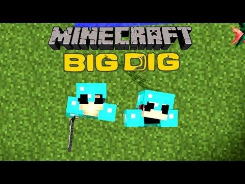 Minecraft: Big Dig #17 - TUNÇ