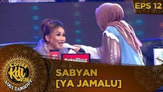 Ayu Ting Ting Ikut Nyanyi Bareng Sabyan [YA JAMALU] - Kontes KDI Eps 12 (7/10)