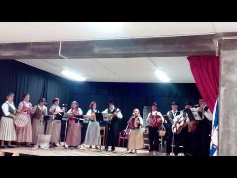 Associação Barquinha Saudosa canta Pezinho da Vila em Boa Aldeia, Viseu