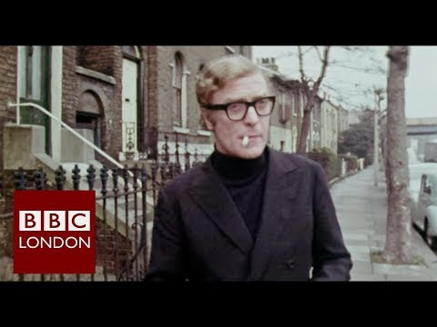 The swinging sixties with Michael Caine – BBC London News