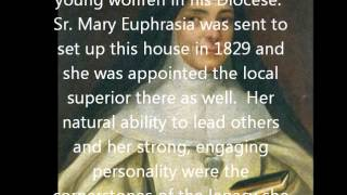 Life of St.Mary Euphrasia Pelletier