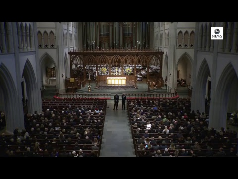 Barbara Bush funeral: Former first lady laid to rest in Houston | ABC News