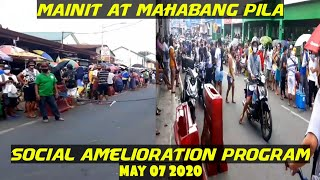 Download Bagong silang caloocan Phase9&10 Social Amelioration Program ng DSWD