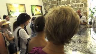 Израиль -- Акко -- Экскурсия по замку крестоносцев(Домашнее видео -- День 4-ый -- 15 мая 2013 г. Израиль -- Акко -- Экскурсия по замку крестоносцев - 2013.05.15 wed -0666 ישראל..., 2013-06-16T15:20:10.000Z)
