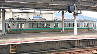 JR西日本 125系 クモハ125-3 回送 大津京駅退避 683系4000番台 サンダーバード  大津京駅  20191208