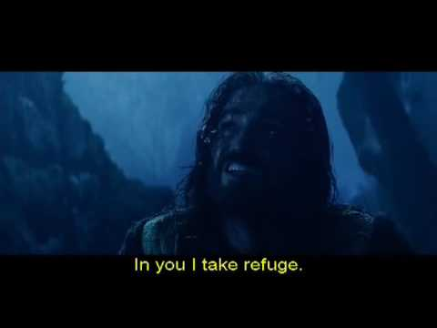 The Passion of the Christ satan Trying To Tempt Jesus