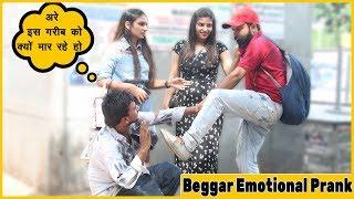 Beggar Emotional Heart Touching Video Ft. BB Prank| Funky Joker