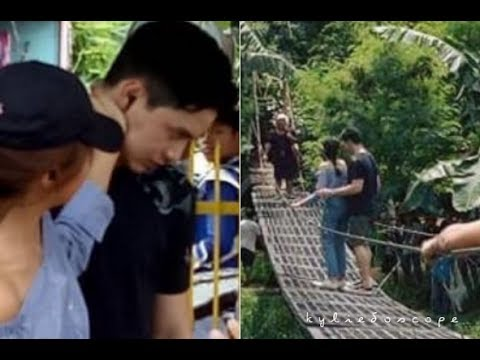 Eat Bulaga August 16 2017 SPOTTED: Maine stops by at S&R | Alden and Maine at the Barangay BTS
