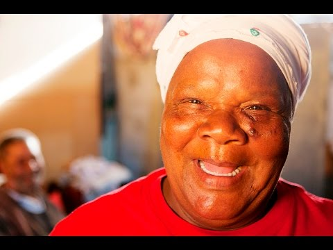 Upgrading Lives: In Cape Town Informal Settlements