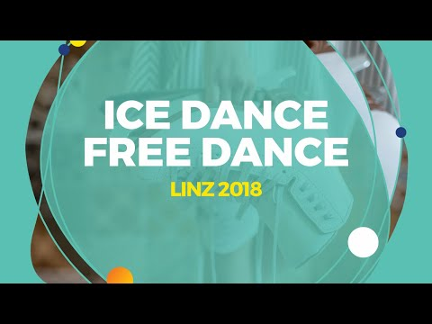 D'Alessandro Natalie / Waddell Bruce (CAN) | Ice Dance Free Dance | Linz 2018