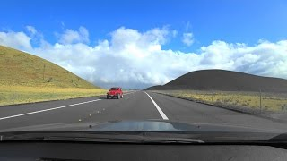 ダニエル K イノウエ・ハイウェイ(サドル・ロード)をドライブ! :  Daniel K Inouwe Highway ( Saddle Road )  /ぶらり旅ハワイ