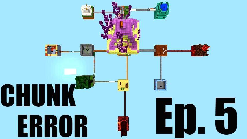 Скачать Карту Error Chunk - фото 4