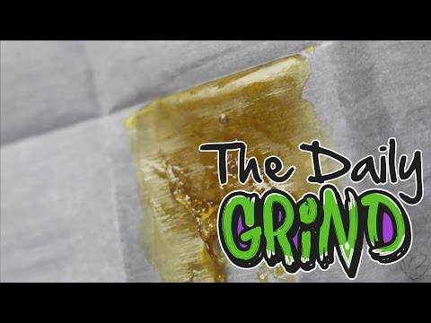 Daily Grind -  Reup From the Dispensary