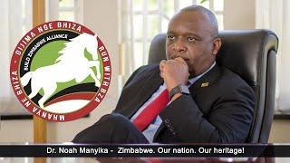 Build Zimbabwe Alliance Convenor Pastor Evan Mawarire Release