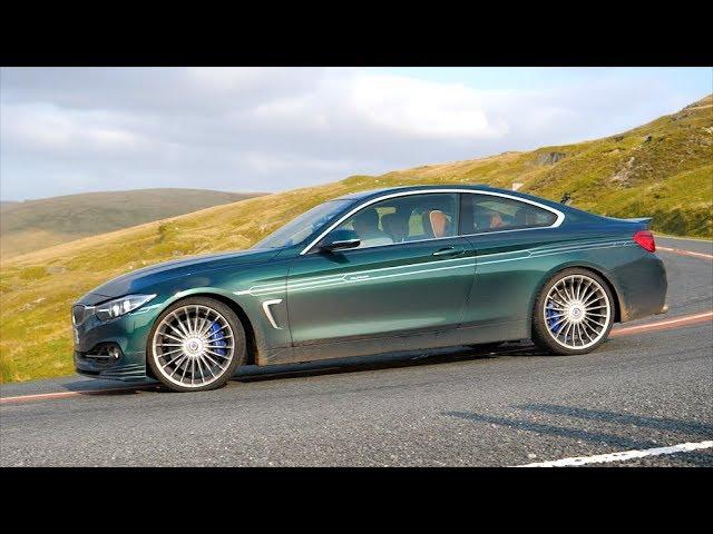BMW ALPINA B4 S Review - 2018 Joe Achilles