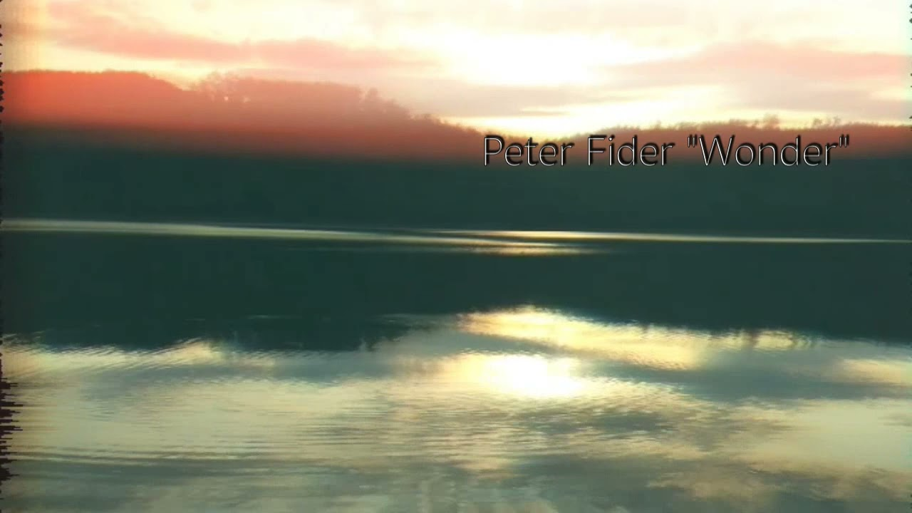 """DOWNLOAD Peter Fider """"Wonder"""" official audio Mp3 song"""