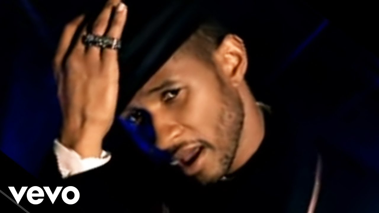 usher let it burn music video