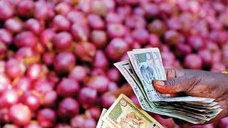 Onions plunge at Rs 1 per Kg at Lasalgaon
