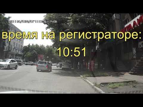 Особенности парковки во Владикавказе ))))) Осетия-Владикавказ-Ватутина.
