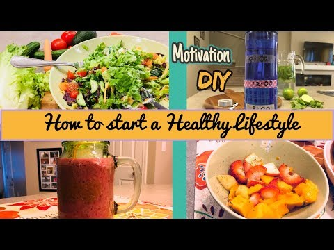 10 Tips To Start A Healthy Lifestyle I Indian Healthy Eating TipsISimple Indian Tips To Live Healthy
