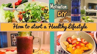 How to start a healthy lifestyle? in today's video i am sharing some simple tips and tricks help you lead lifestyle. tip#1 : take care of emotio...