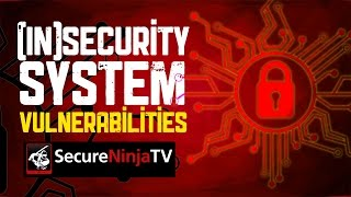 Security System Vulnerability FOUND! At RSA 2016