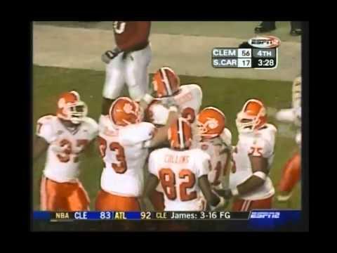 Clemson All Time Best Football Highlights Part 1