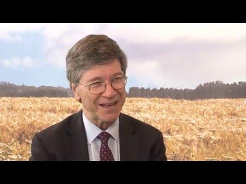 FFA2016: Professor Jeffrey Sachs interview for FFA TV