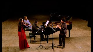 "Nimrod Ensemble: Mozart's ""Kegelstatt"" Trio in E Flat Major at YMCA Jerusalem"