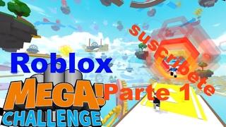 Roblox méga défi parte 1