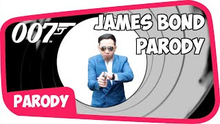 JAMES BOND Spectre PARODY Wkwkwkwk