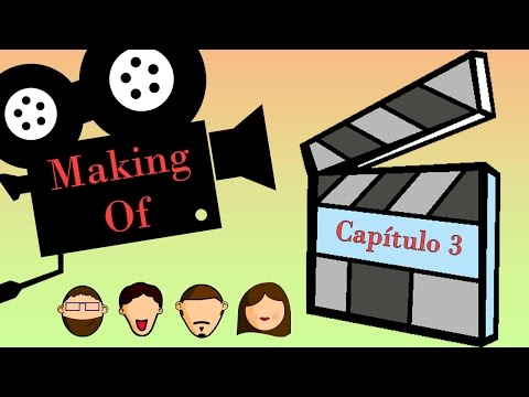 Making Of Capítulo 3