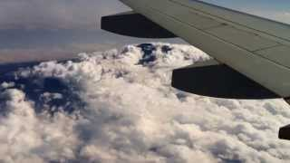 decolage de tananarive madagascar atterrissage nairoby kenya juillet 2013