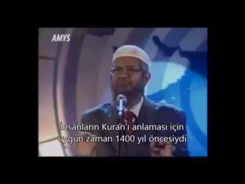 Tek bir soruyla Müslüman oldu!
